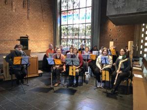 Blockflötenensemble St. Martin